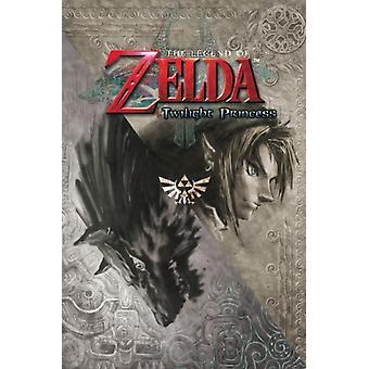 Zelda - Twilight Princess affiche Poster Print