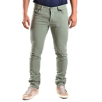 Enterprise men's MCBI162048O green cotton of jeans