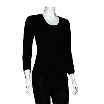 Ladies/Womens Thermal Wear Long Sleeve T Shirt Polyviscose Range (British Made)