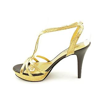 Marc Fisher Womens too hot Open Toe Special Occasion Ankle Strap Sandals