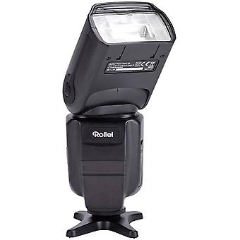 Flash Rollei Blitz 56 Compatible with=Canon, Nikon Guide no. for