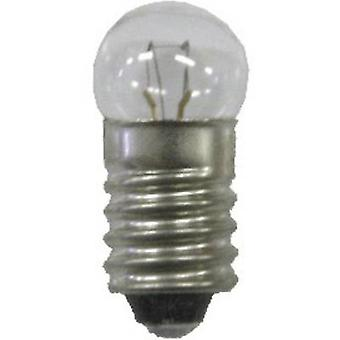 Bicycle light bulb 3.50 V 0.70 W Clear 5019