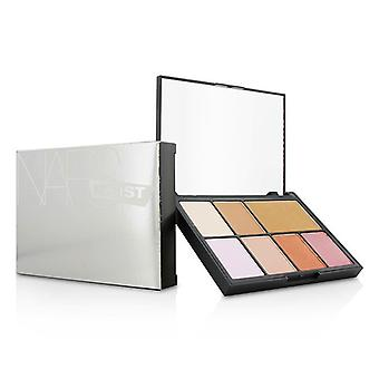 NARSissist Cheek Studio Palette (4x Blush, 1x Bronzing Powder, 2x Contour Blush) 29.5g/1.01oz