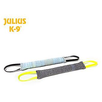 Julius K9 French Cloth Teether 2 Handles Size 2 (Dogs , Toys & Sport , Chew Toys)