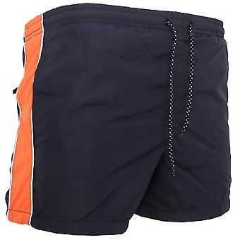 Brave Soul Mens Swimming Trunks With Side Panels