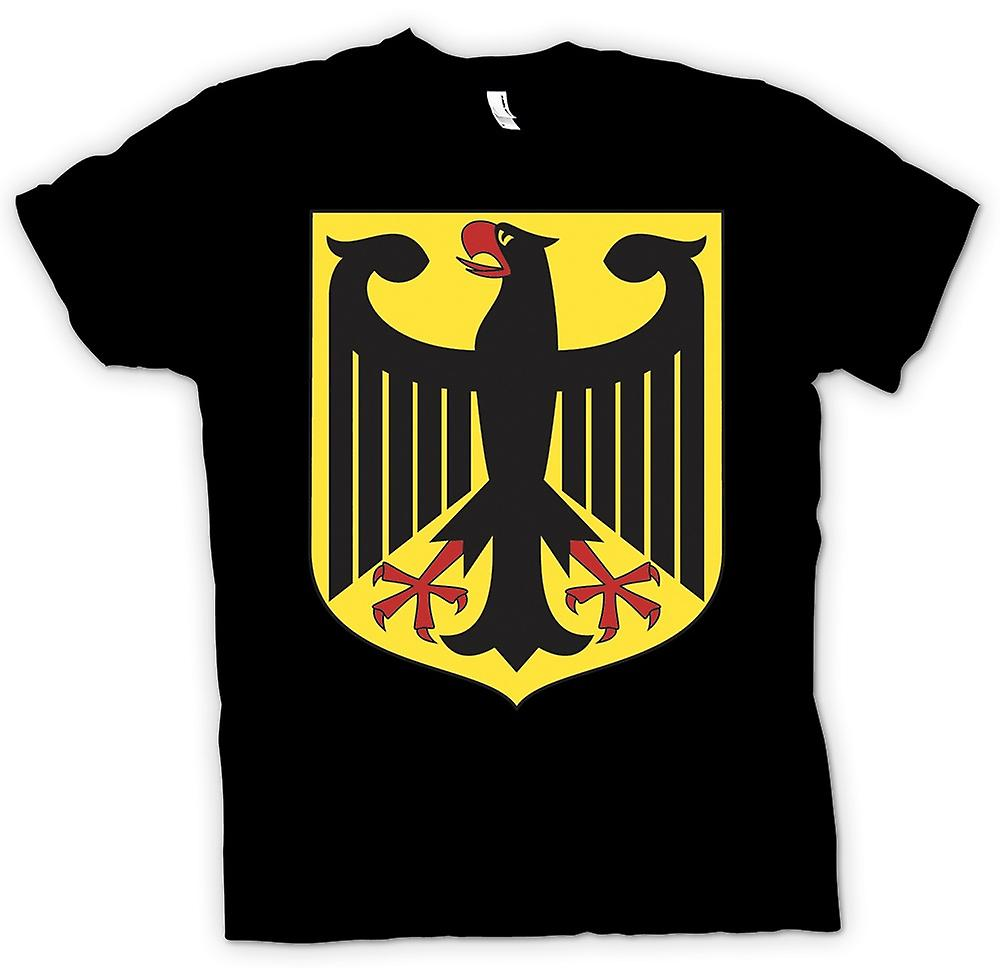 Kids T-shirt - German Coat Of Arms - Federal Eagle