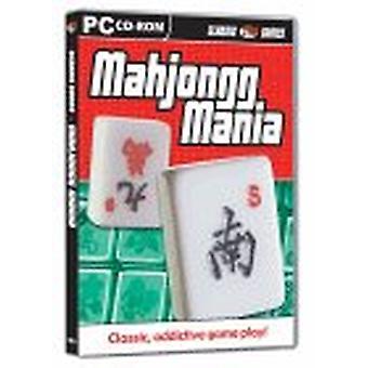 Mahjongg Mania (PC CD)