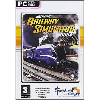 Chemin de fer de Trainz Simulator 2004 (PC DVD)