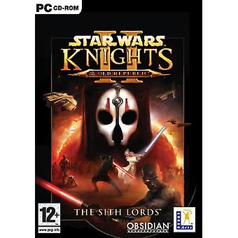 Star Wars Knights of the Old Republic II - Sith-Lords (PC)
