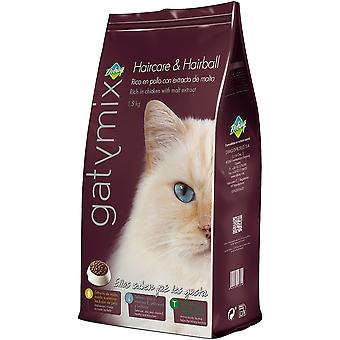 GatyMix Cats Haircare & Hairball  (Cats , Cat Food , Dry Food)