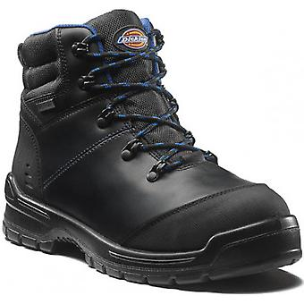 Dickies Mens Cameron Waterproof Workwear Safety Toe Cap Ankle Boots