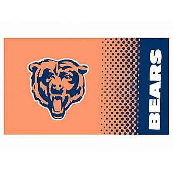 Chicago Bears Fade NFL Flag