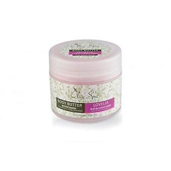 Body butter Lovelia 200ml. Violet flowers and Avocado oil