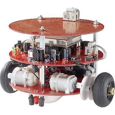 C-Control PRO-BOT128A PRO-BOT128A Pre Built Programmable Robot