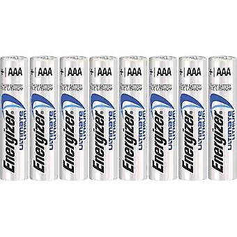AAA battery Lithium Energizer Ultimate LR03 1.5 V