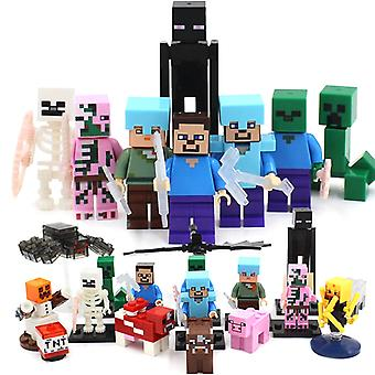 Minecraft-LEGO Compatible