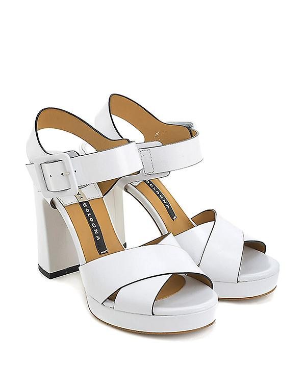 Shoes White White White Vit Chiarini Bologna Woman 301a62