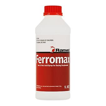 Ferromax Iron Plus with Folic Acid 1ltr