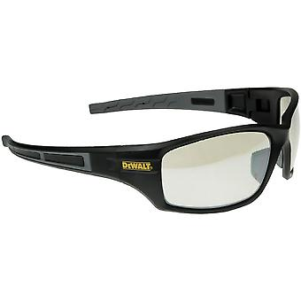 Dewalt Mens DeWalt Auger Full-Frame Rubber Safety Glasses