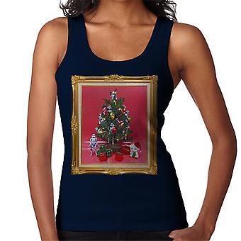 Original Stormtrooper Weihnachtsbaum Damen Weste