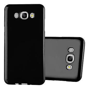 Cadorabo Hülle für Samsung Galaxy J5 2015 - Handyhülle aus TPU Silikon im Jelly Design - Silikonhülle Schutzhülle Ultra Slim Soft Back Cover Case Bumper
