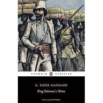 King Solomon's Mines by H. Rider Haggard - Robert Hampson - Giles Fod