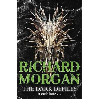 A escura contamina por Richard Morgan - livro 9780575088603