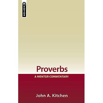 Proverbs by John Kitchen - 9781845500597 Book
