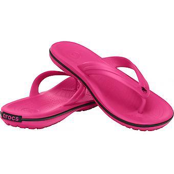 Crocs Womens/Ladies Crocband Comfortable Croslite Flip Flop Sandal