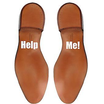 Help Me Groom Shoe Stickers