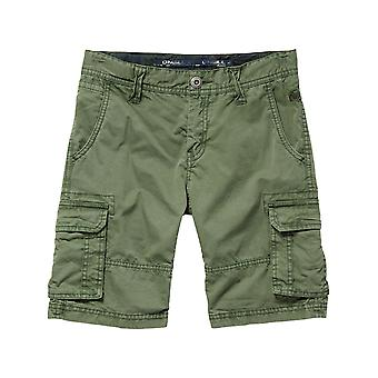ONeill Bronze Green Cali Beach Kids Cargo Shorts
