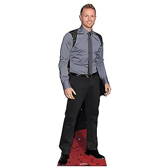 Nicky Byrne Lifesize recortada / cartaz