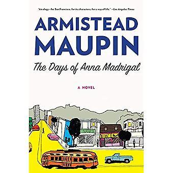 Dagene af Anna Madrigal (fortællinger om byen)