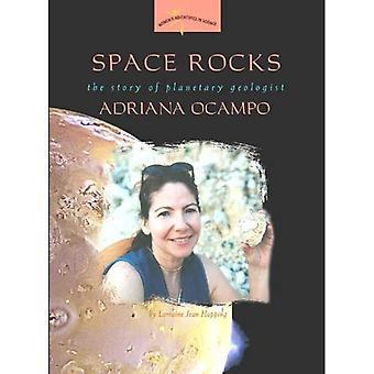 Space Rocks: The Story of Planetary Geologist Adriana Ocampo