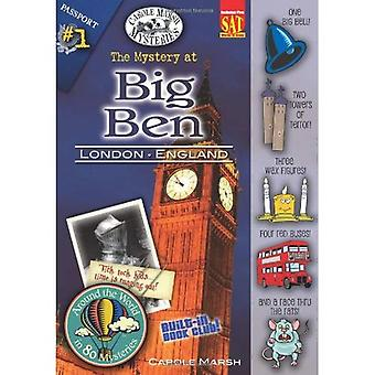 Das Geheimnis am Big Ben (Around the World in 80 Mysterien)