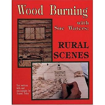 Holzofen mit Sue Waters: ländliche Szenen