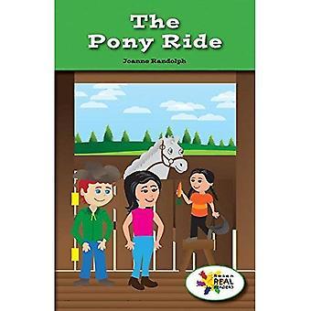 Le tour de poney (lecteurs de Rosen Real: tige et Collection de vapeur)