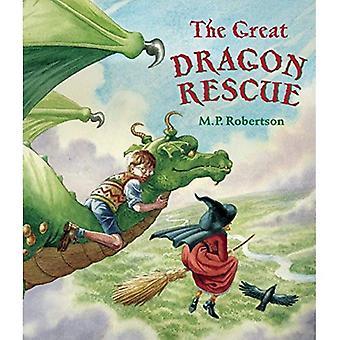 Le sauvetage du grand Dragon