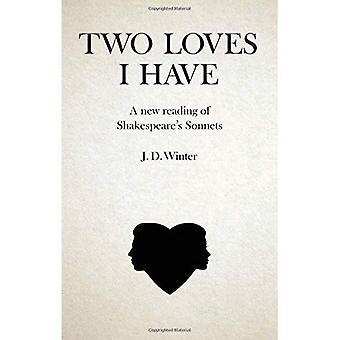 Zwei Arten der Liebe, die ich habe