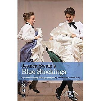 Jessica Swales blauen Strümpfe: ein Leitfaden für Studium und inszeniert das Stück