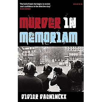Murder in Memoriam (Five Star Paperback)