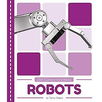 Robots: Includes Qr Codes (21st Century Inventions)