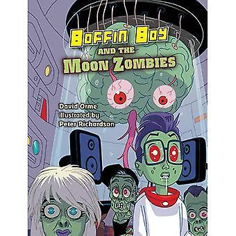 Boffin Boy e gli zombie di luna