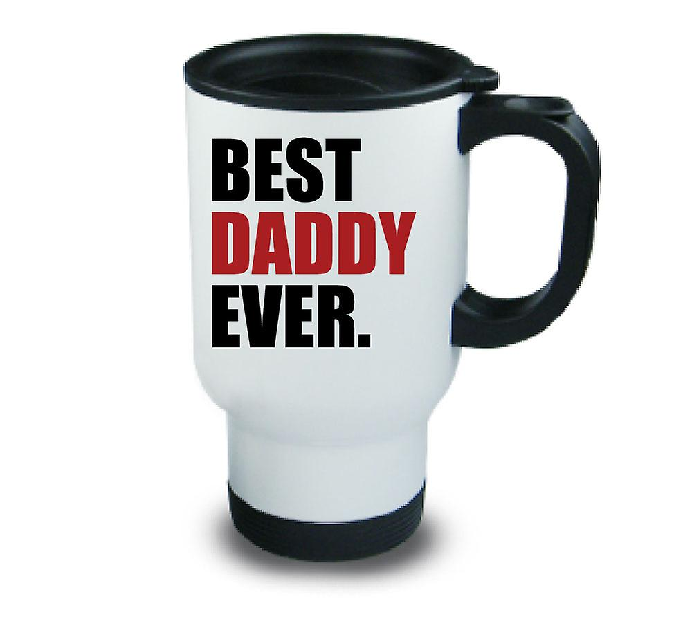 Best Jamais Rouge Métal Travel Mug Daddy 5ALc4qS3Rj