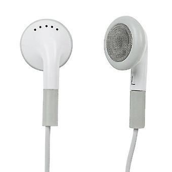 Stuff Certified ® 2-Pack iPhone / iPad / iPod Earphones Ears écouteur White - Clear Sound