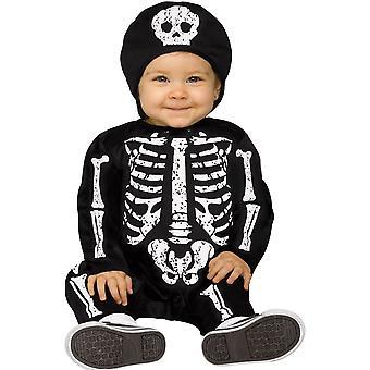 Little Skeleton Toddler Costume