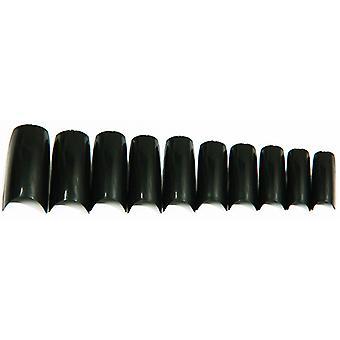 500pcs nail tips Tips false nails acrylic solid
