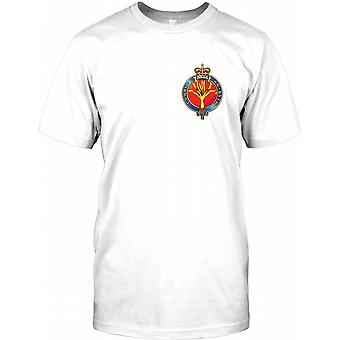 British Army Welsh Guards - Chest Logo Kids T Shirt