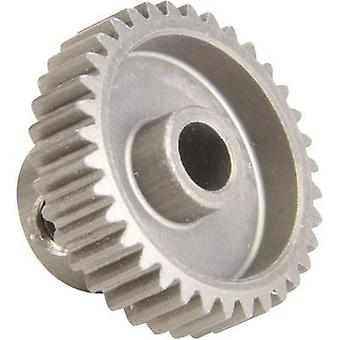 Team C TC1237 Spare part 64dp 37-tooth aluminium sprocket