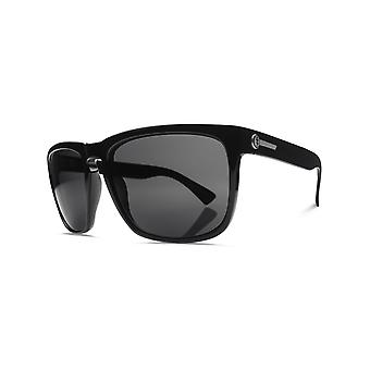 Electric Gloss Black-Ohm Grey Knoxville XL Sunglasses